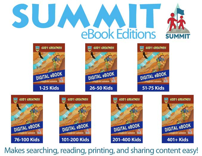 Summit 1 eBook Editions